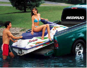 Waterproof BedRug F150
