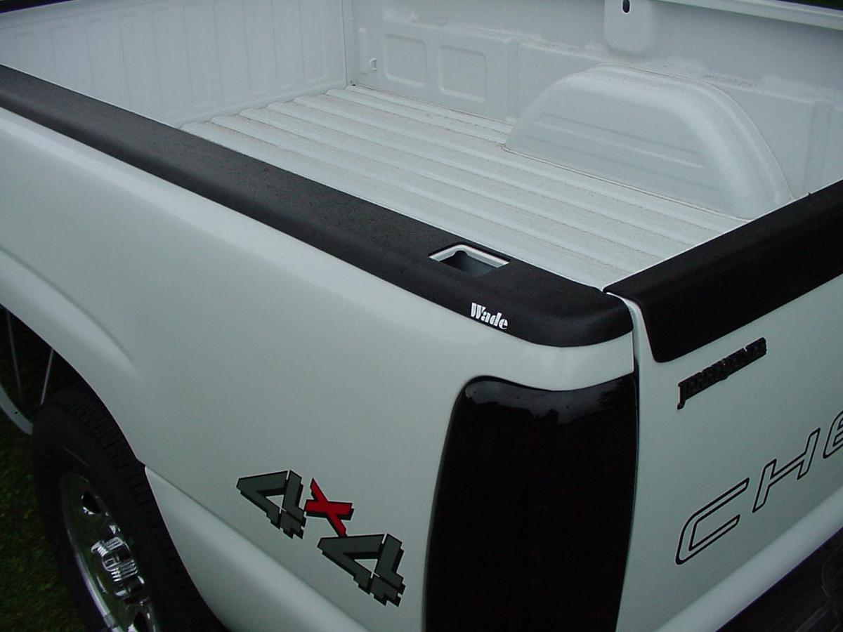Truck Bed Caps Plastic By Wade For Chevy Ford Dodge