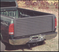 Handy Straight Louvered Tailgates