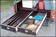 Standard 2-Drawer Pickup TruckVault