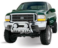 Truck Bull Bars | Grill Guards