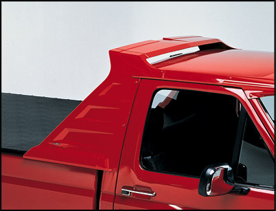 Racerback Cab Spoiler By Lund