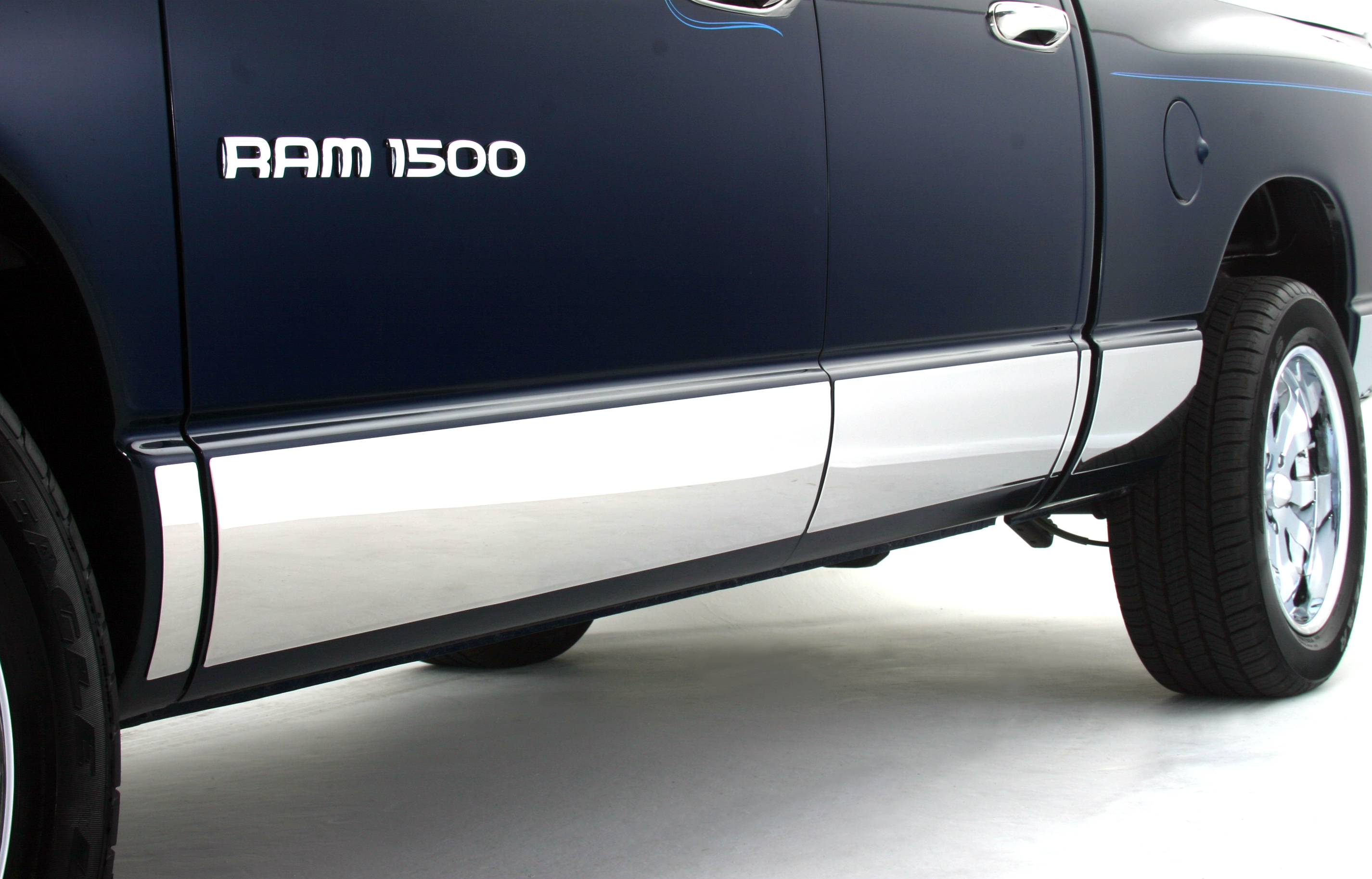 Rocker Panel Molding By Ici