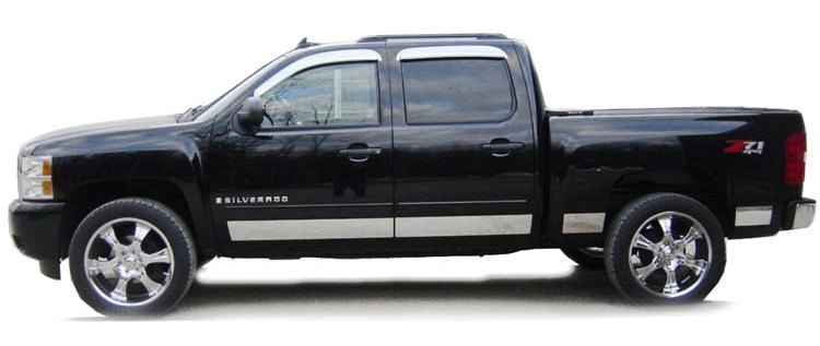 Seat Covers For Chevy Avalanche Chevy Truck Rocker Panels by ICI