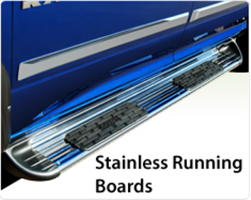 Running Boards And Truck Nerf Bars For Trucks Suv S And Vans At