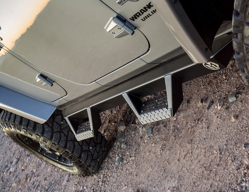 Pickup Specialties Truck Step >> ICI Magnum RT Step Bars - RT Hooped Truck Steps - PickupSpecialties