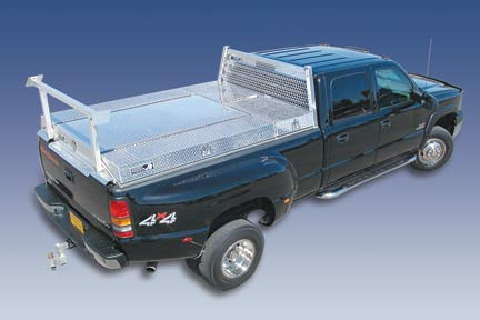 Utility Boxes For Pickup Trucks The Pickup Pack Truck Boxes a