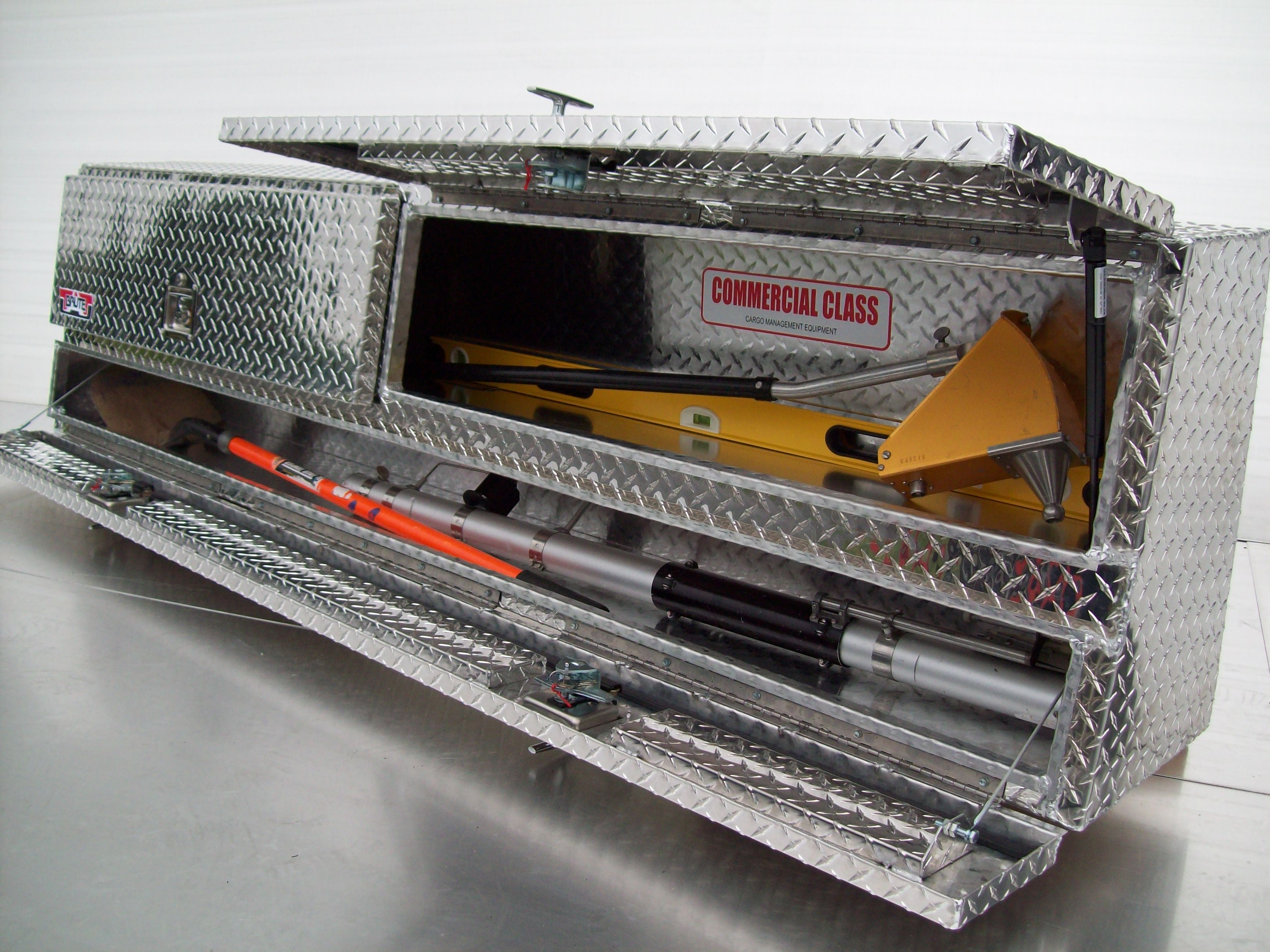 Tool Box For Truck: Brute Contractor Topside Boxes
