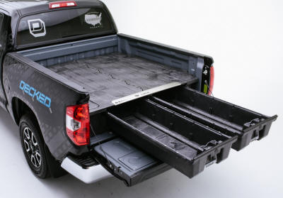 truck bed storage drawers